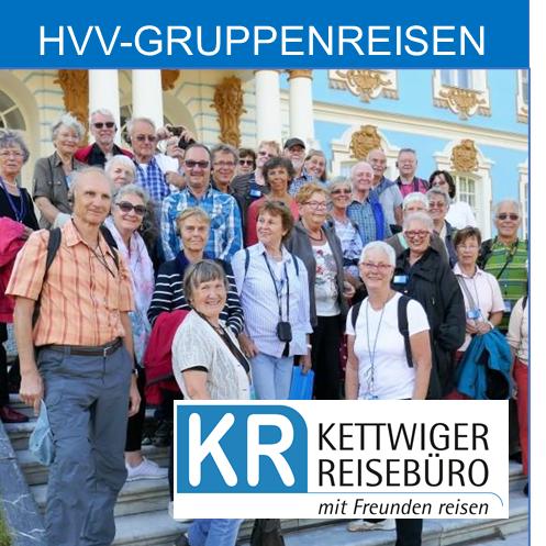 HVV-Gruppenreisen