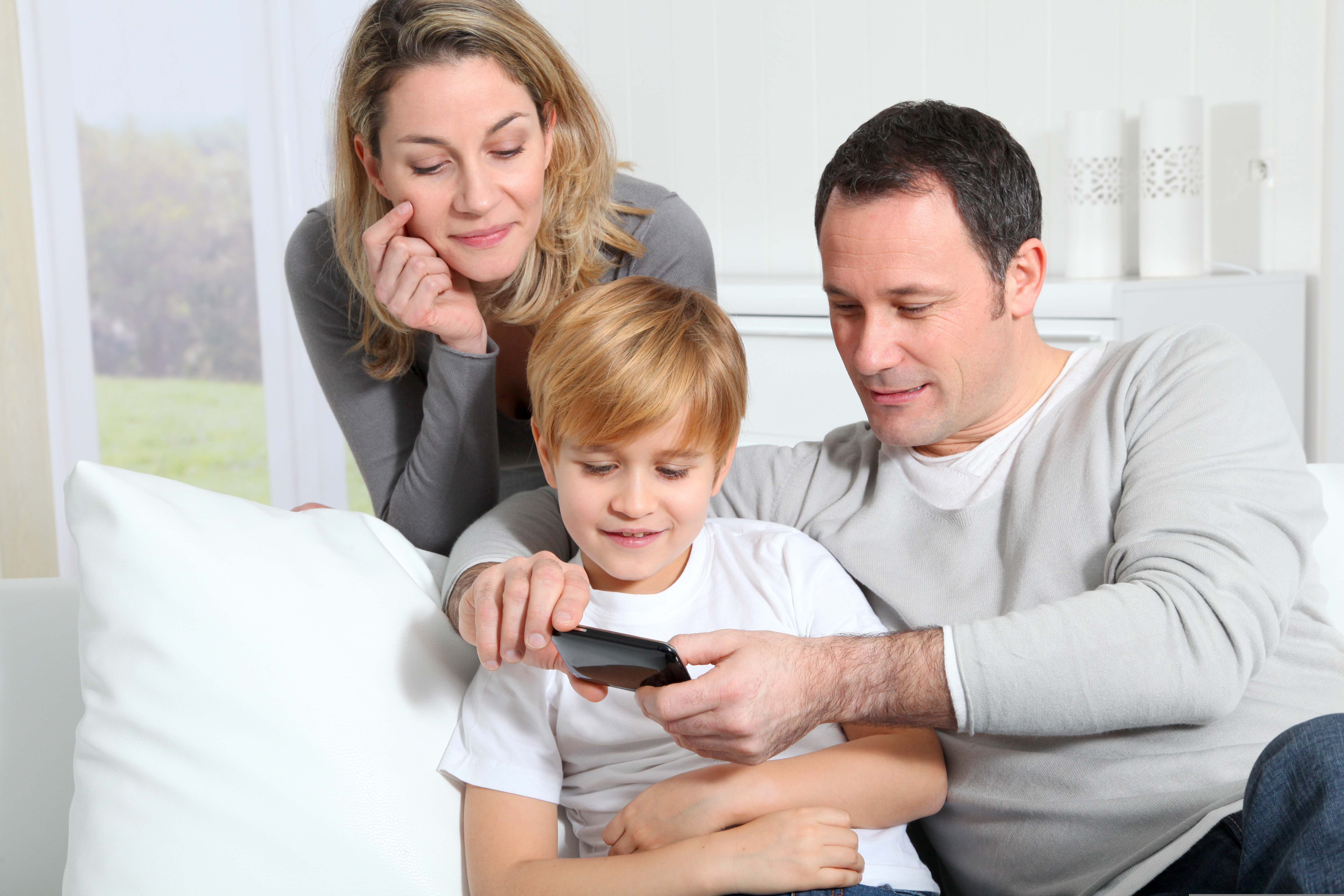 Beratung online Zuhause
