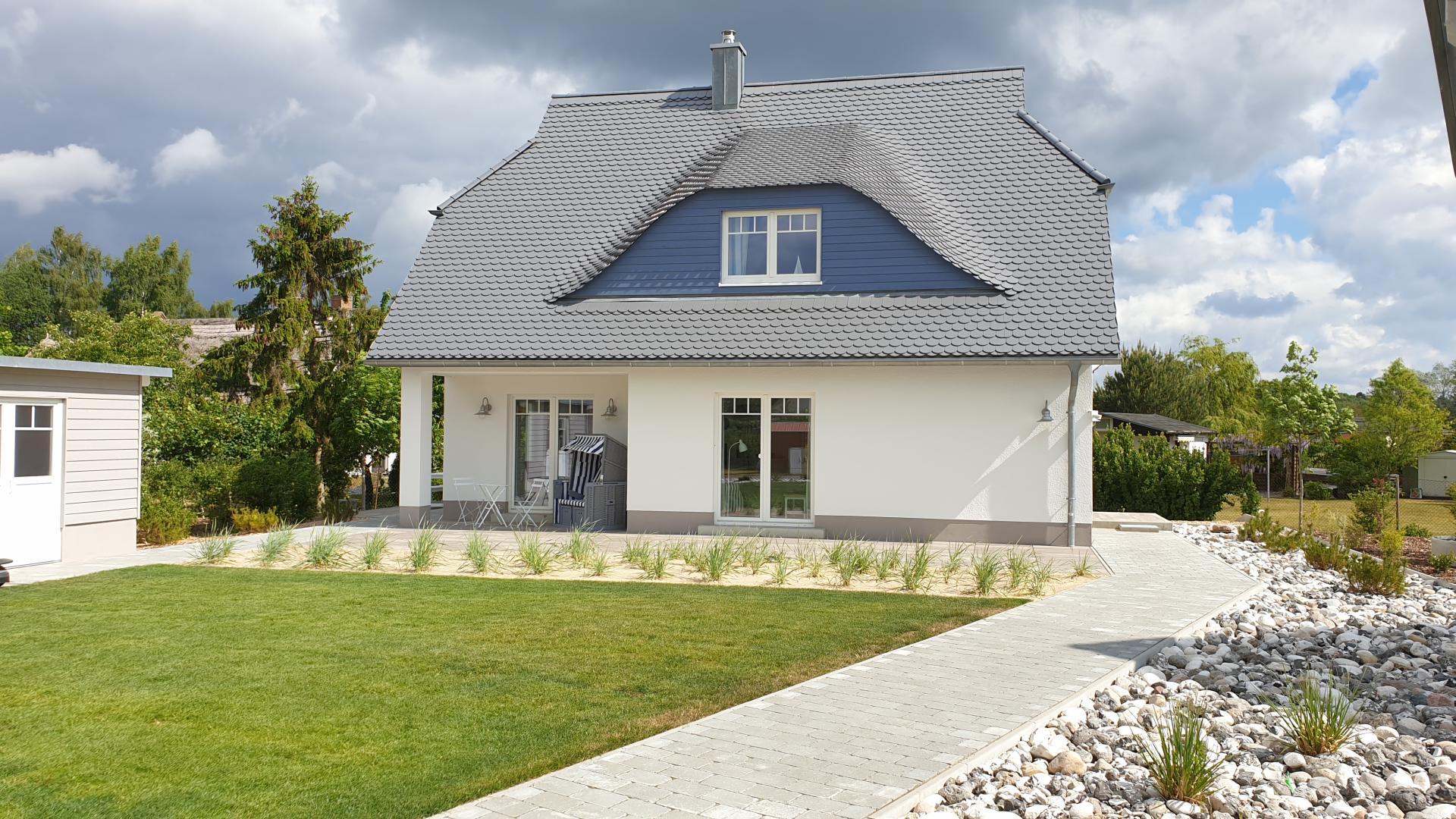 Ferienhaus MEERZEIT auf Usedom an der Ostsee